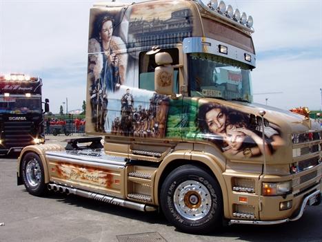 Foto serie musone scania e camion americani camion - Foto di grandi camion ...